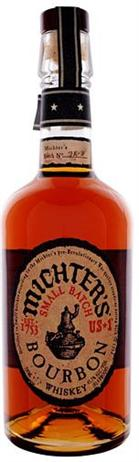 Michters Bourbon Whiskey Small Batch Us1